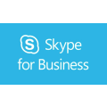 Microsoft Skype for Business Server Plus CAL 2019